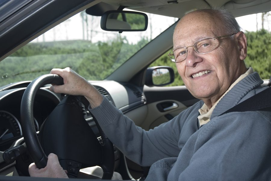 Elderly Care in Canton MI: Senior Driving Talk
