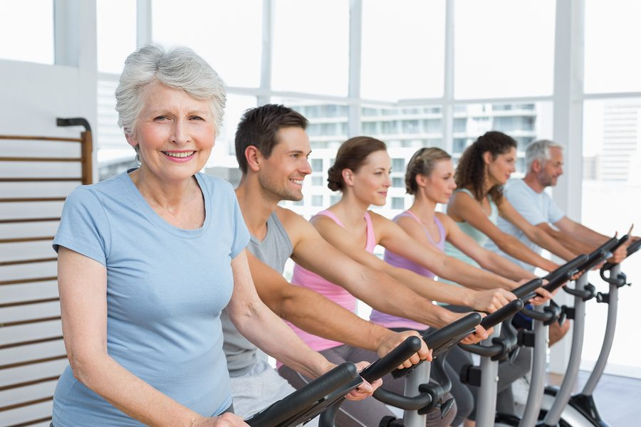 Caregiver in Redford MI: Exercise for seniors