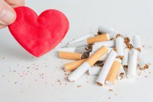 Home Care in Canton MI: Seniors Quit Smoking
