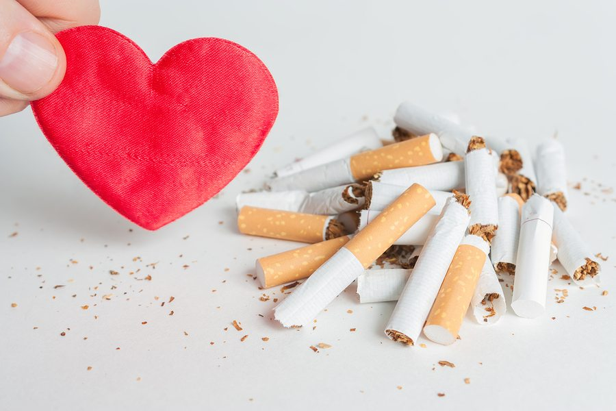 Home Care in Canton MI: Seniors Quit Smoking